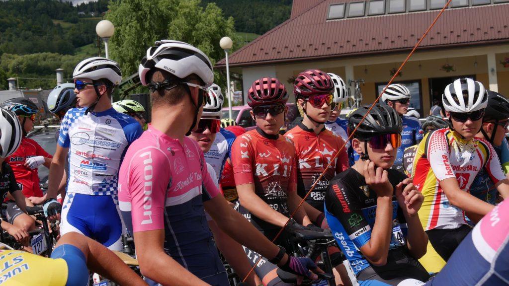klif team MTB kamienica