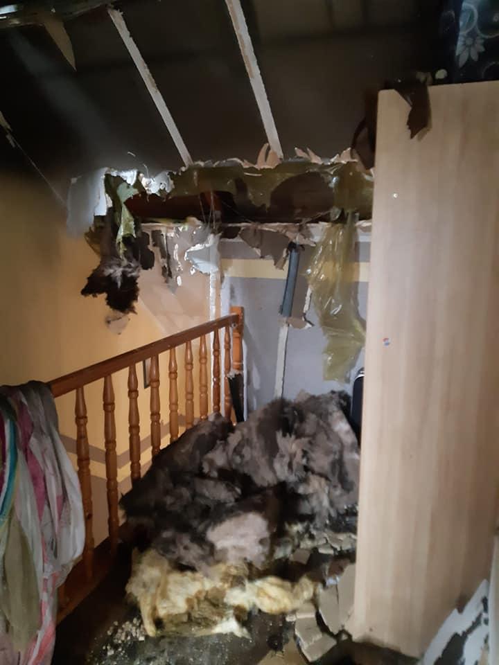 pożar karlikowo dom osp krokowa