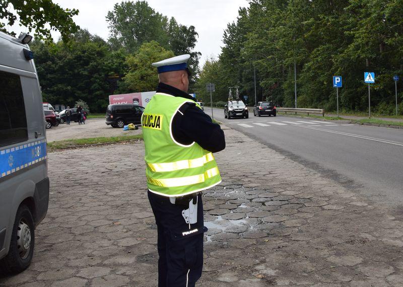 nadmorska kronika policyjna drogówka puck