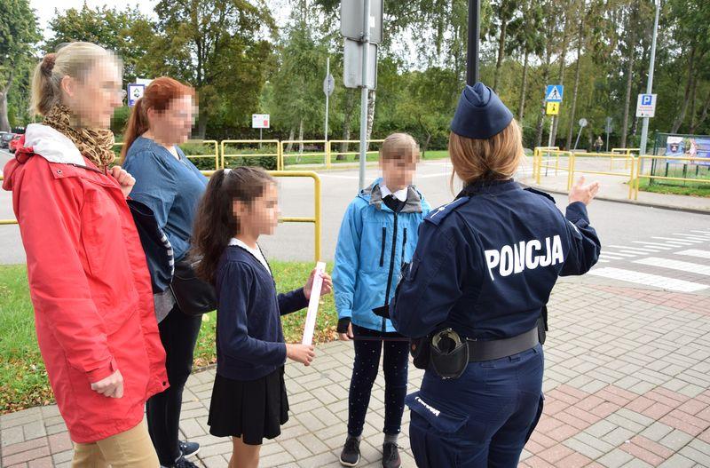 policja puck szkoła