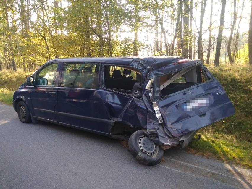 piaśnica wypadek autobus