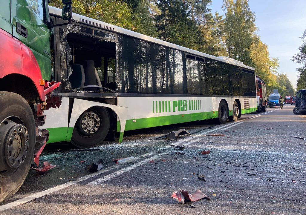 wypadek piaśnica wejherowo